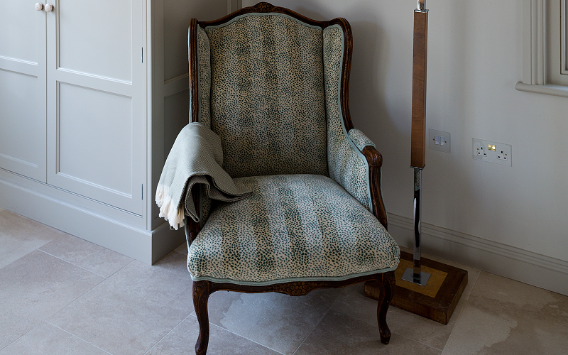 Coach House Wingback Chair