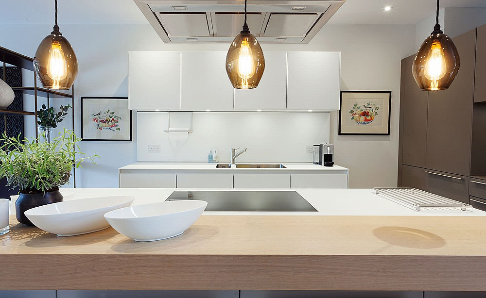 The Eclectic New Build Kitchen Two